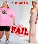 Можно ли быстро похудеть