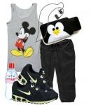 Правильная одежда для бега