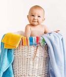 Как стирать одежду для новорожденных