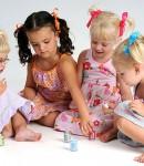 Как сделать детский маникюр