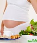 Что есть беременным, чтобы не поправиться?
