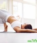 Йога упражнения для пресса
