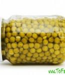 Чем полезен консервированный зеленый горошек