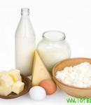 Чем полезны молочные продукты