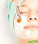 Маска от шелушения кожи лица