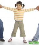 Как не травмировать ребенка при разводе родителей