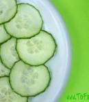Кефирно-огуречная диета