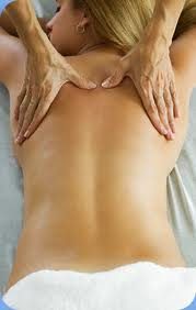 Техника массажа спины
