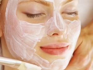Питание кожи лица