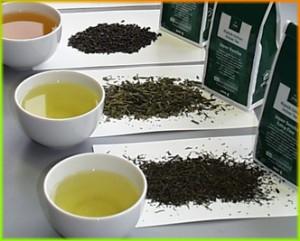 Сорта белого, зеленого, красного чая