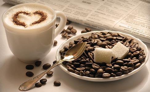 Кофе — продукт бодрости
