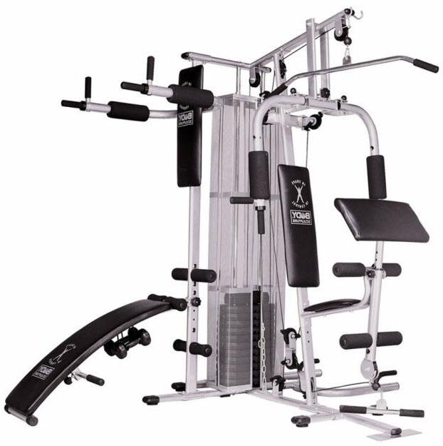 Домашние тренажеры для занятий фитнесом