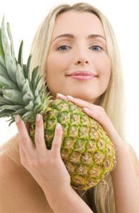 Стройная фигура с ананасовой диетой
