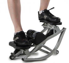 Степпер упражнения