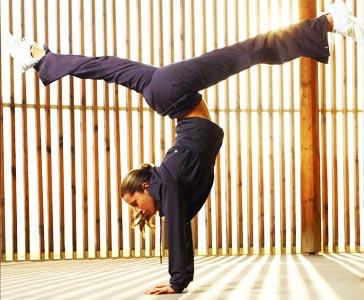 Как делать растяжку - упражнения на растяжку