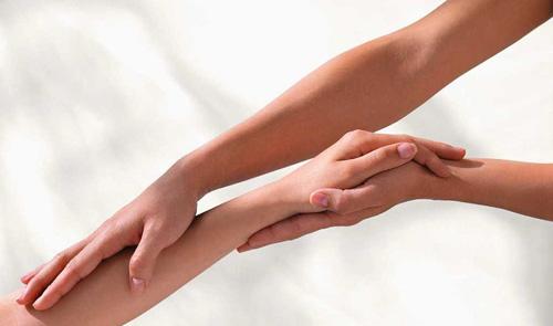 картинки массаж рук