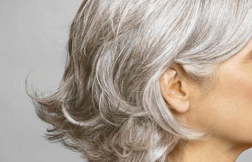 Как избавиться от седины на волосах