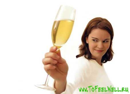 Алкогольная аллергия