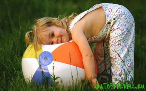 Детские игры на природе