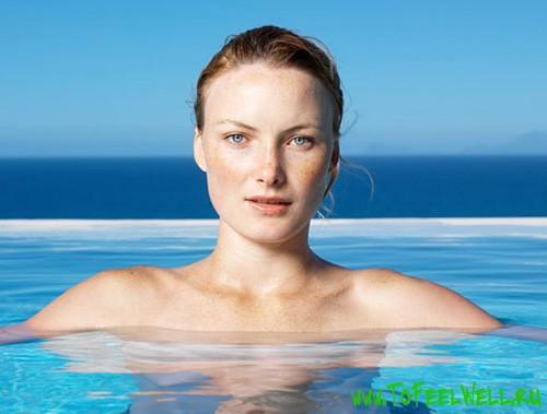 Польза и вред плавания в бассейне