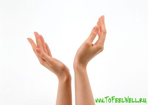 Как избавиться от прыщей на руках?