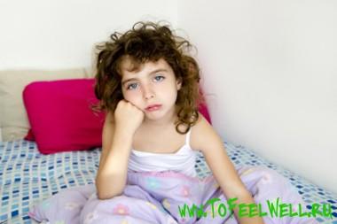 Причины энуреза