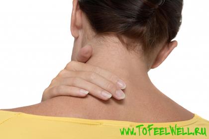 Симптомы рака лимфоузлов на шее