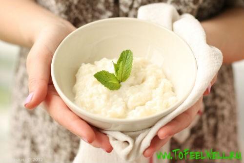 Чем полезна рисовая каша