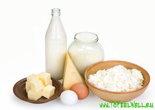 молоко и сыр на белом фоне