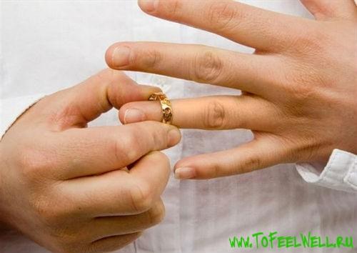 Как решиться на развод с мужем