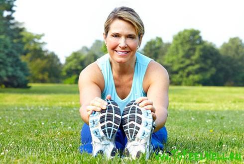 Как похудеть женщине после 40