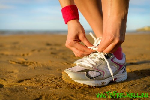 Через сколько можно есть после бега