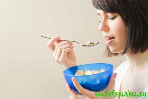 Что можно кушать женщине после родов